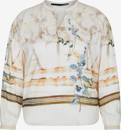 Lecomte Blouse in Beige / Apricot / White, Item view