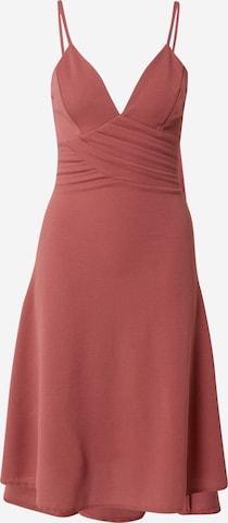 Robe de cocktail 'LILLIANA' WAL G. en rose