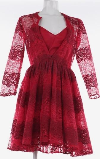 Maje Kleid in S in weinrot, Produktansicht