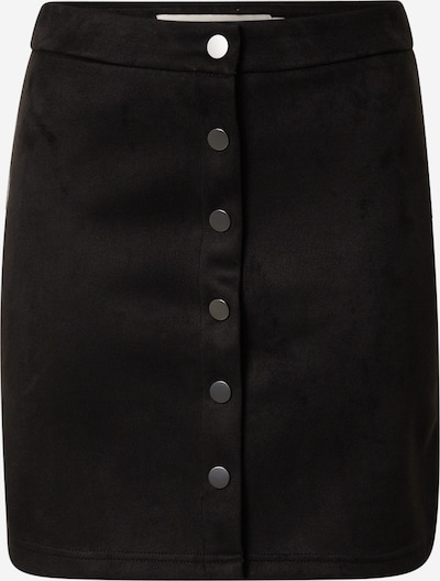 PIECES Rok 'Evan' in de kleur Zwart, Productweergave