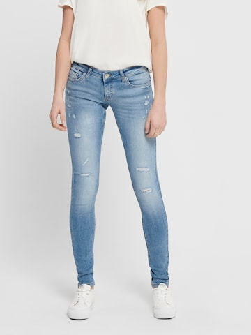 ONLY Jeans 'Coral' in Blauw