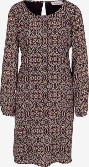 heine Kleid in braun / weiß, Produktansicht