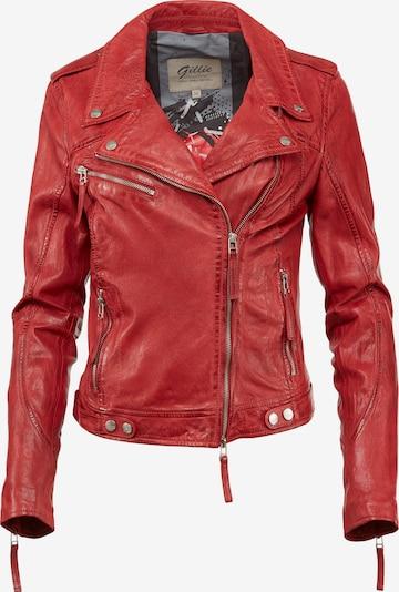 J.Gillie Jacke 'FREYA' in rot, Produktansicht