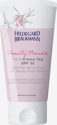 Hildegard Braukmann Handcreme in rosa, Produktansicht