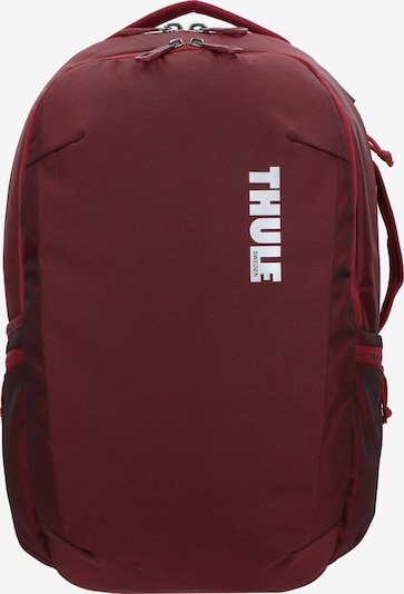 Thule Rucksack in rot: Frontalansicht