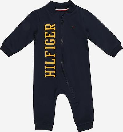 TOMMY HILFIGER Overall in navy / gelb, Produktansicht