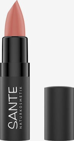 Sante Naturkosmetik Lipstick in Pink