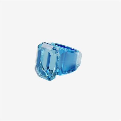 Swarovski Ring in Blue, Item view