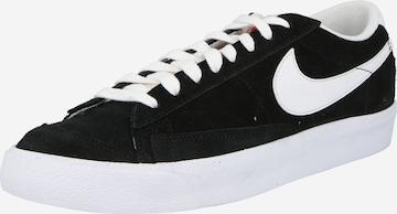 Nike Sportswear Σνίκερ χαμηλό σε μαύρο