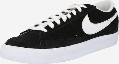 Nike Sportswear Trampki niskie w kolorze czarny / białym, Podgląd produktu