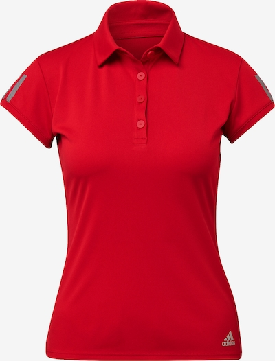 ADIDAS PERFORMANCE Poloshirt in blutrot, Produktansicht
