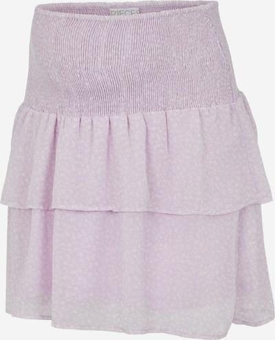 MAMALICIOUS Jupe en violet clair, Vue avec produit