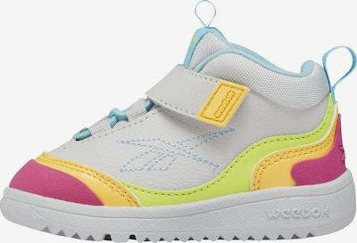 Reebok Classics Sneakers in de kleur Geel / Donkerroze, Productweergave