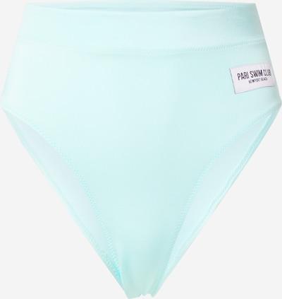 PARI Bikini Bottoms 'SWIM CLUB' in Blue, Item view
