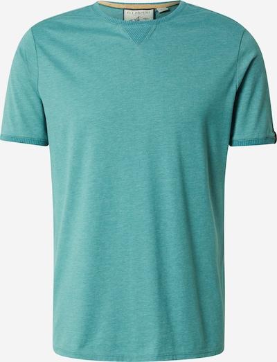 Fli Papigu T-Shirt 'YU still Brothers' in türkis, Produktansicht