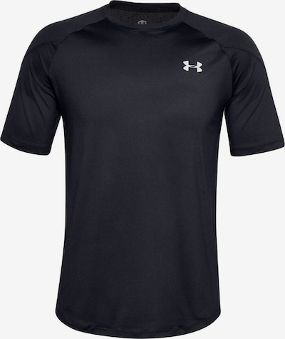 UNDER ARMOUR Shirt 'Recover SS' in schwarz, Produktansicht