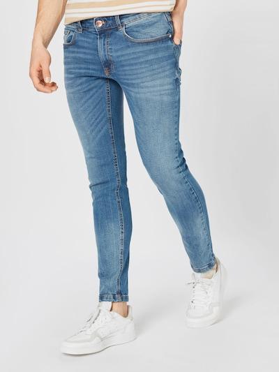 Redefined Rebel Jeans 'Copenhagen' i blue denim, Modelvisning