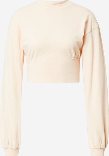 ABOUT YOU Limited Sweatshirt 'Pia' by Phiaka in beige, Produktansicht