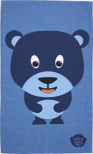 Affenzahn Schlauchschal Bär in blau, Produktansicht