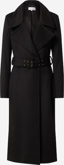 Palton de primăvară-toamnă PATRIZIA PEPE pe negru, Vizualizare produs