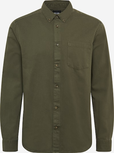 Only & Sons Hemd in khaki, Produktansicht