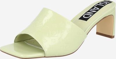 River Island Pantofle - světle zelená, Produkt