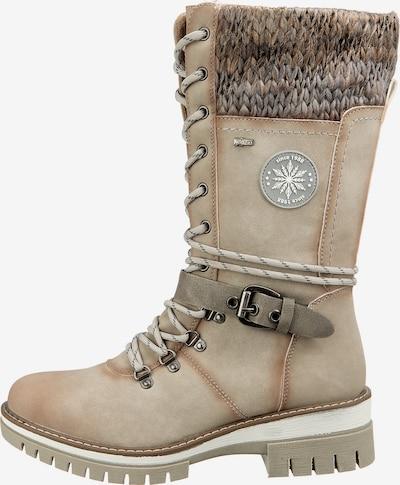 Relife Stiefel in beige, Produktansicht