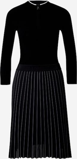 Karl Lagerfeld Sukienka koszulowa w kolorze czarny / białym, Podgląd produktu