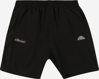 ELLESSE Pantalon en noir, Vue avec produit