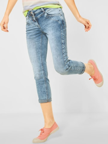 CECIL Jeans in Blauw