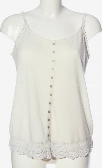 Takko Fashion Spaghettiträger Top in M in weiß, Produktansicht