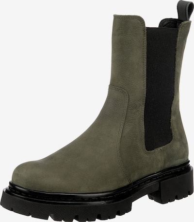 JOLANA & FENENA Chelsea Boots in khaki, Produktansicht