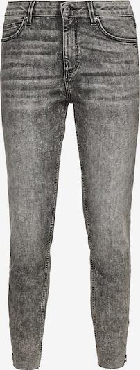 Q/S designed by Spodnie w kolorze szarym: Widok z przodu