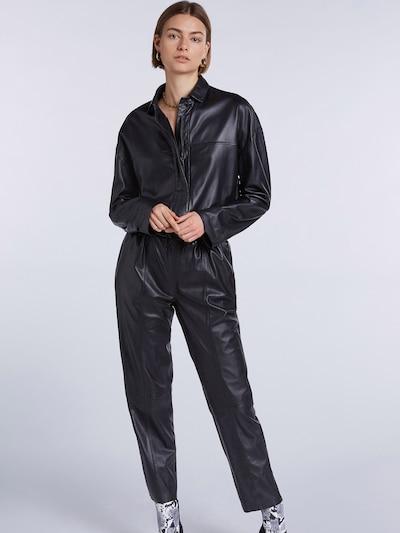 SET Overal - černá, Model/ka