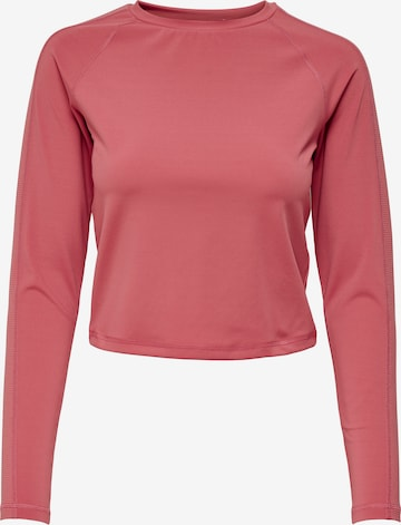ONLY PLAY Performance Shirt 'Jana' in Pink