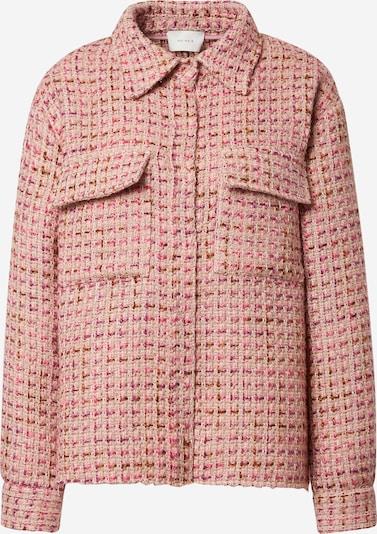 Neo Noir Prijelazna jakna 'Litta' u bež / roza, Pregled proizvoda
