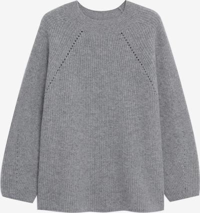 MANGO Pullover 'Mirror' in grau, Produktansicht