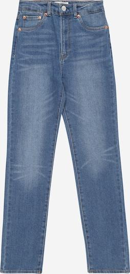 LEVI'S Jeans 'LVG RIBCAGE' in blue denim, Produktansicht