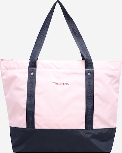 Tommy Jeans Nakupovalna torba | roza / črna barva, Prikaz izdelka