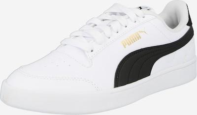 PUMA Sneakers 'Shuffle' in de kleur Goud / Zwart / Wit, Productweergave