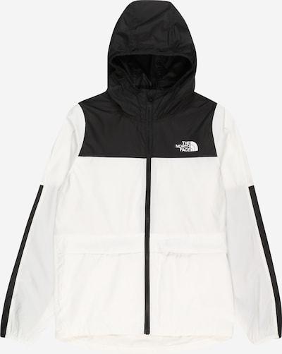 THE NORTH FACE Sportjacke 'LOBUCHE' in schwarz / weiß, Produktansicht