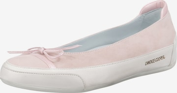 Candice Cooper Ballet Flats in Pink