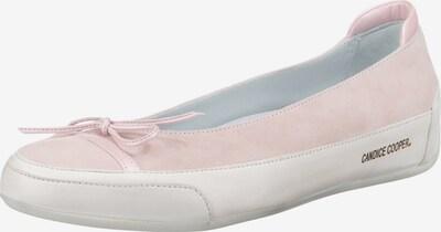 Candice Cooper Ballerina in rosa / weiß, Produktansicht