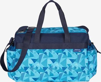 MCNEILL Sporttasche in nachtblau / hellblau, Produktansicht