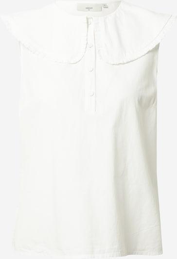minimum Bluse 'Torbina' i hvid, Produktvisning