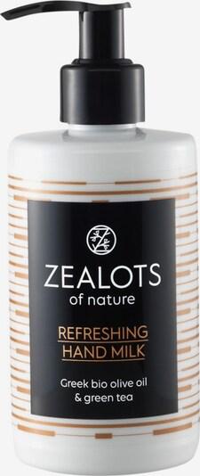 Zealots of Nature Handmilk 'Refreshing' in weiß, Produktansicht