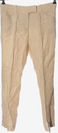 COMMA Leinenhose in S in creme, Produktansicht