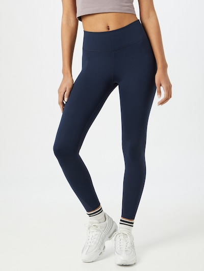 NIKE Tights in navy: Frontalansicht