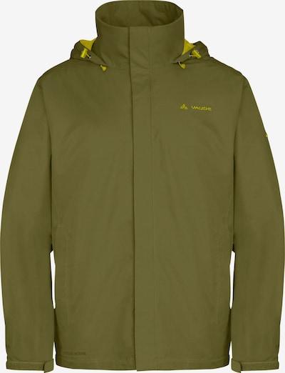 VAUDE Outdoor jacket 'Escape Light' in Olive, Item view