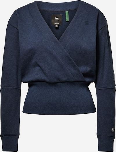 G-Star RAW Sweatshirt ' Xzyph ' in blau, Produktansicht